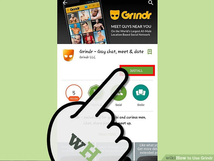Sites similar to grindr