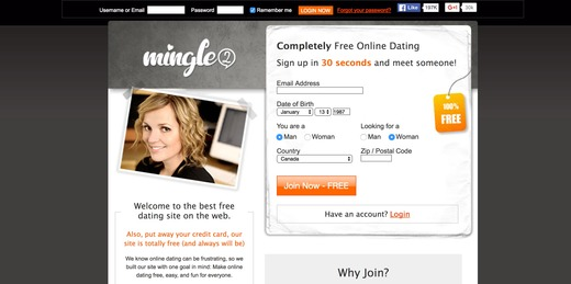 Is mingle2 a good dating site