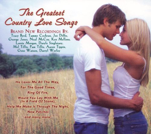 Great country love songs