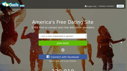 Oasis dating site free