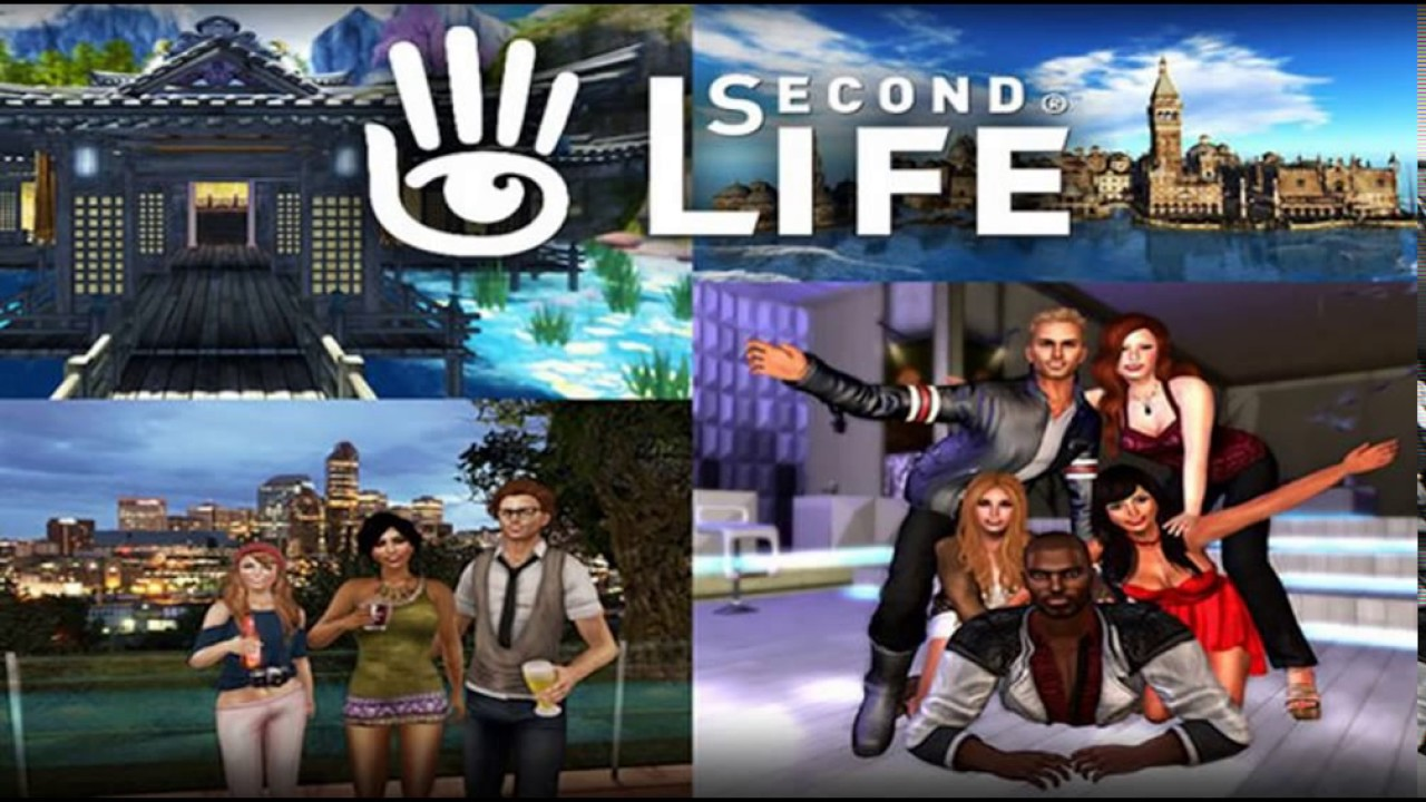 Games like imvu and second life