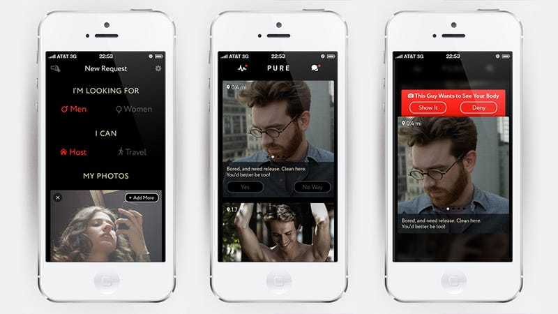 Casual sex app for iphone