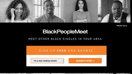 Can white people join blackpeoplemeet com