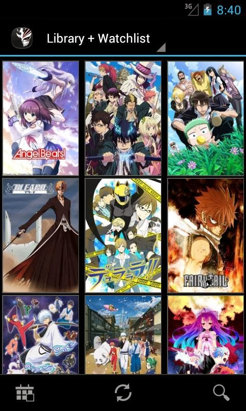Apps for anime fans