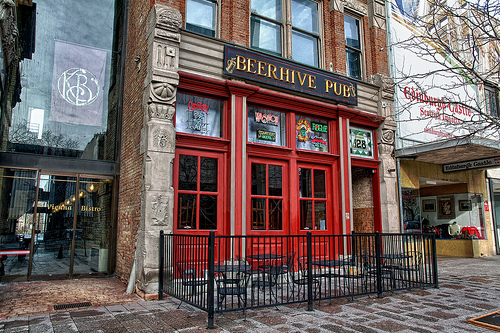 Beerhive pub salt lake city