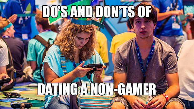 Dating gamers