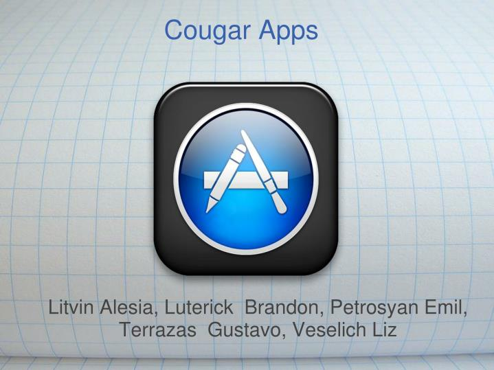 Cougarapps