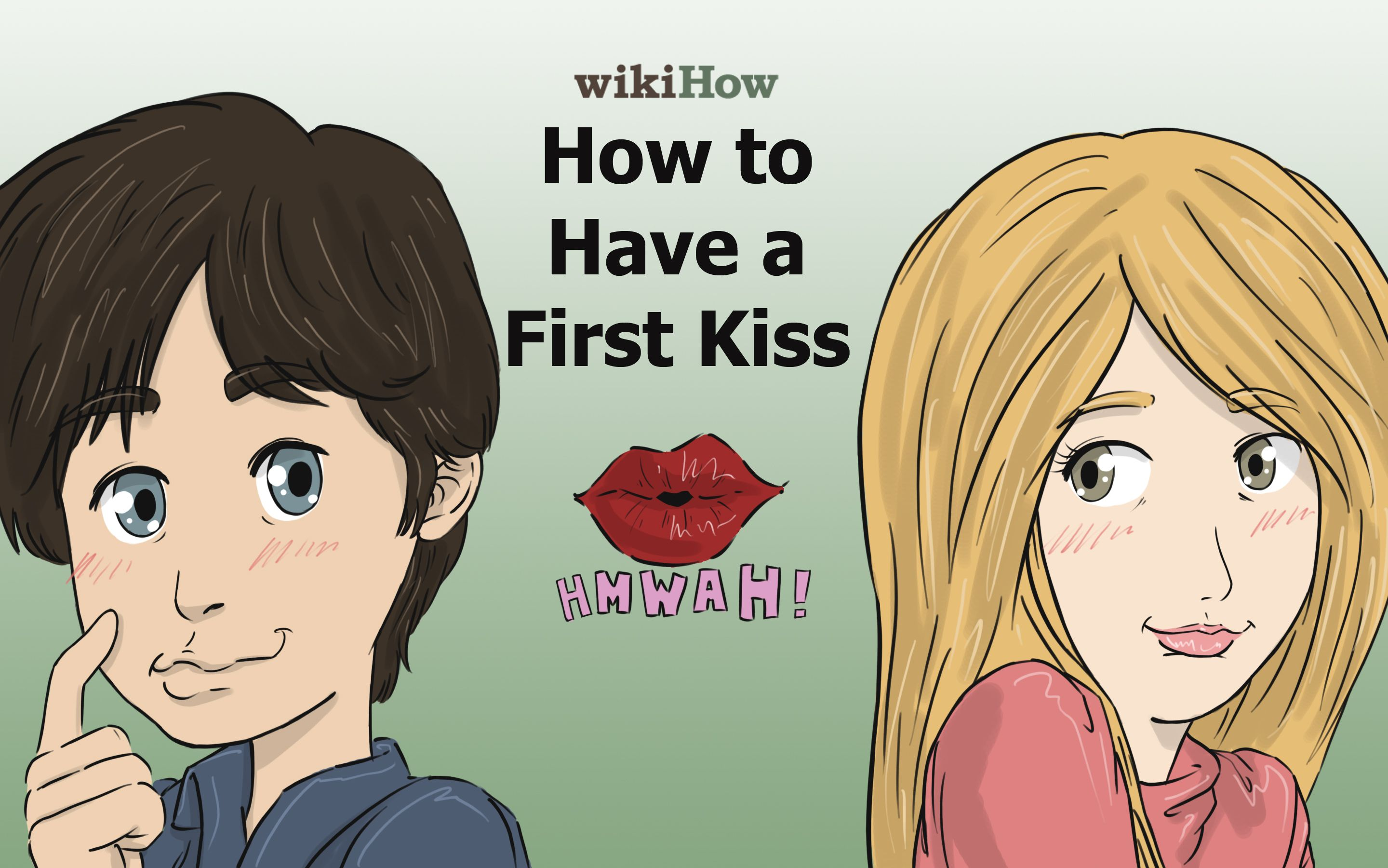 Wikihow to kiss