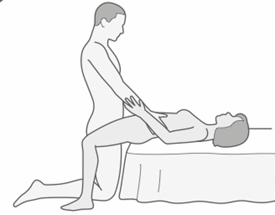 Straight sex positions