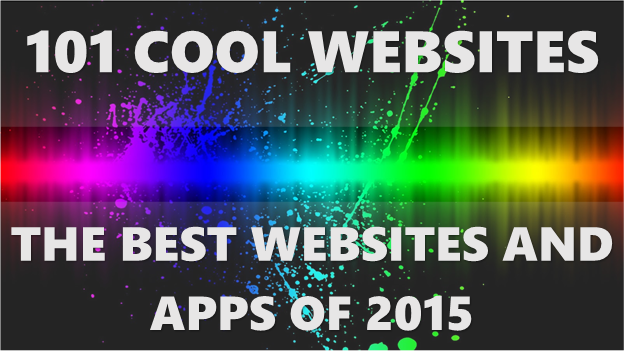 Best rated websites 2015