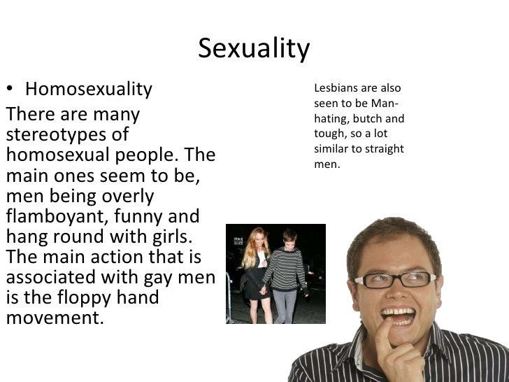 Lesbian stereotypes funny