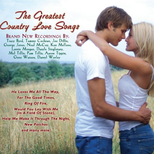 The greatest country love songs