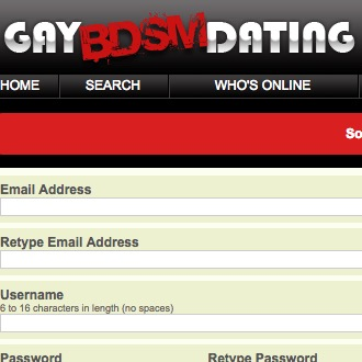 Gay bondage dating sites