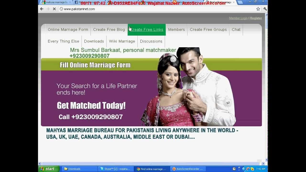 Best matrimonial sites in usa