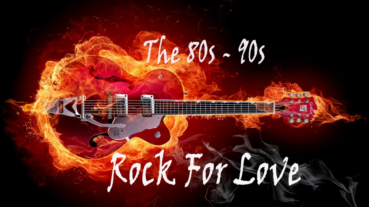 80s classic rock love songs