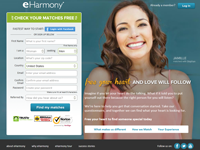 Reviews about eharmony