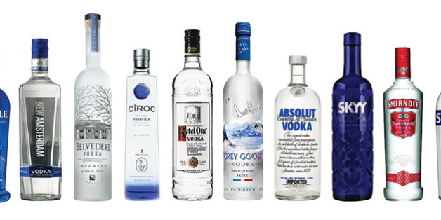 Best selling vodka in america