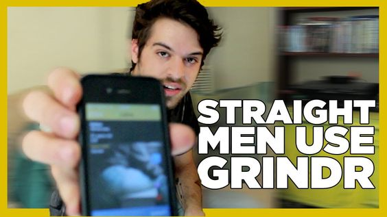 Grinder dating straight