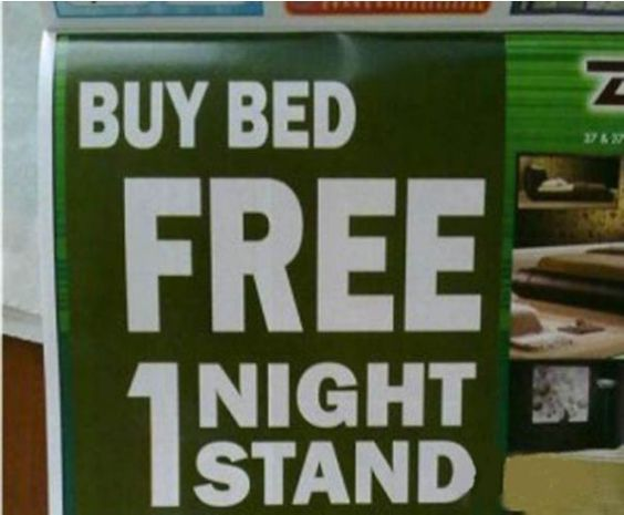 One night stands free