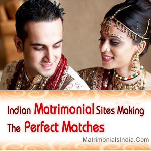 Indian matchmaking site