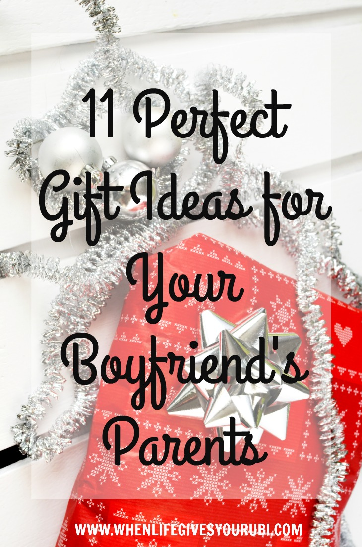 Christmas gift ideas for boyfriends mom