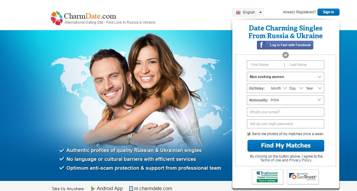 Largest dating sites