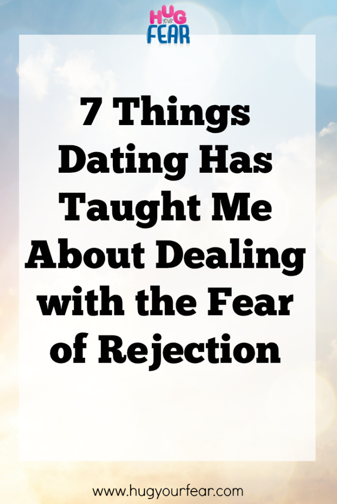 Dealing with rejection dating