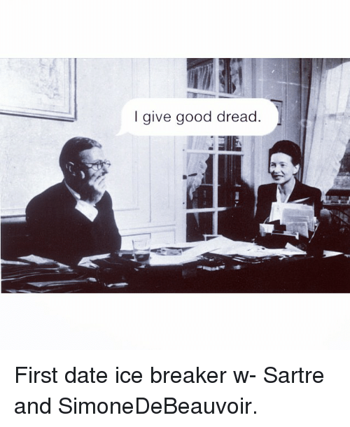 First date ice breakers