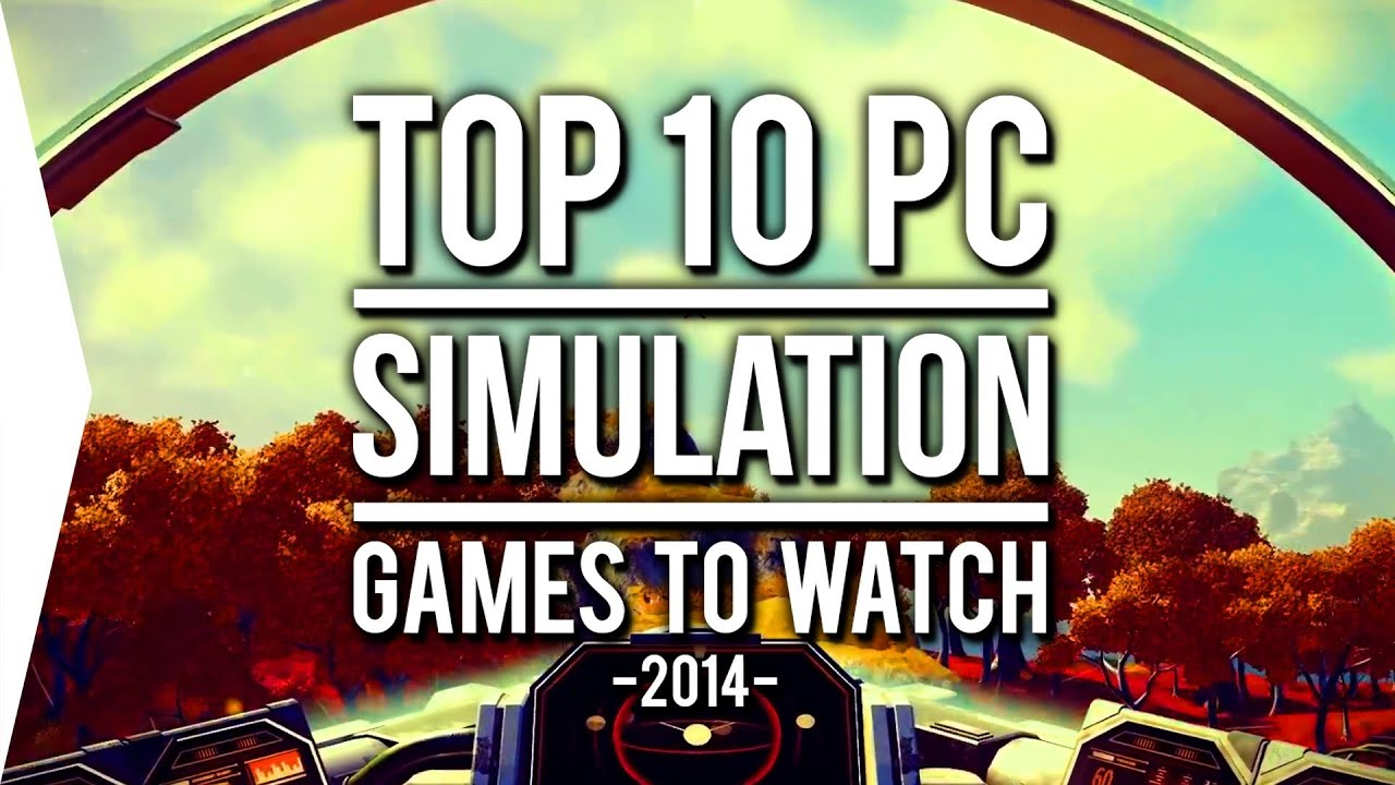 Top 10 sim games
