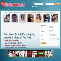 Findloveasia account messages
