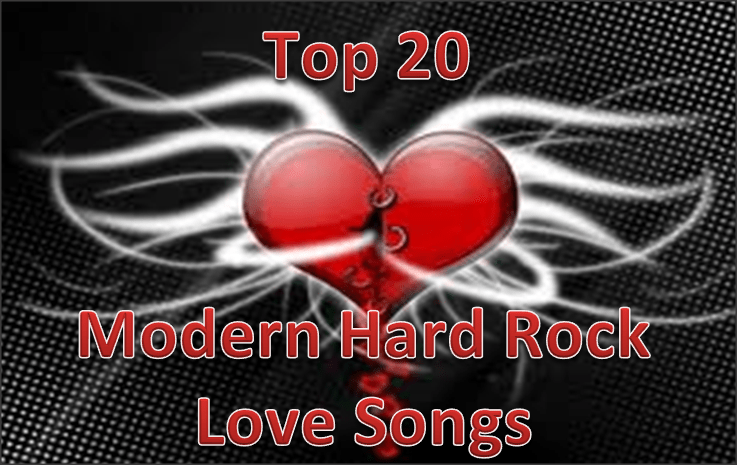 Top love songs rock