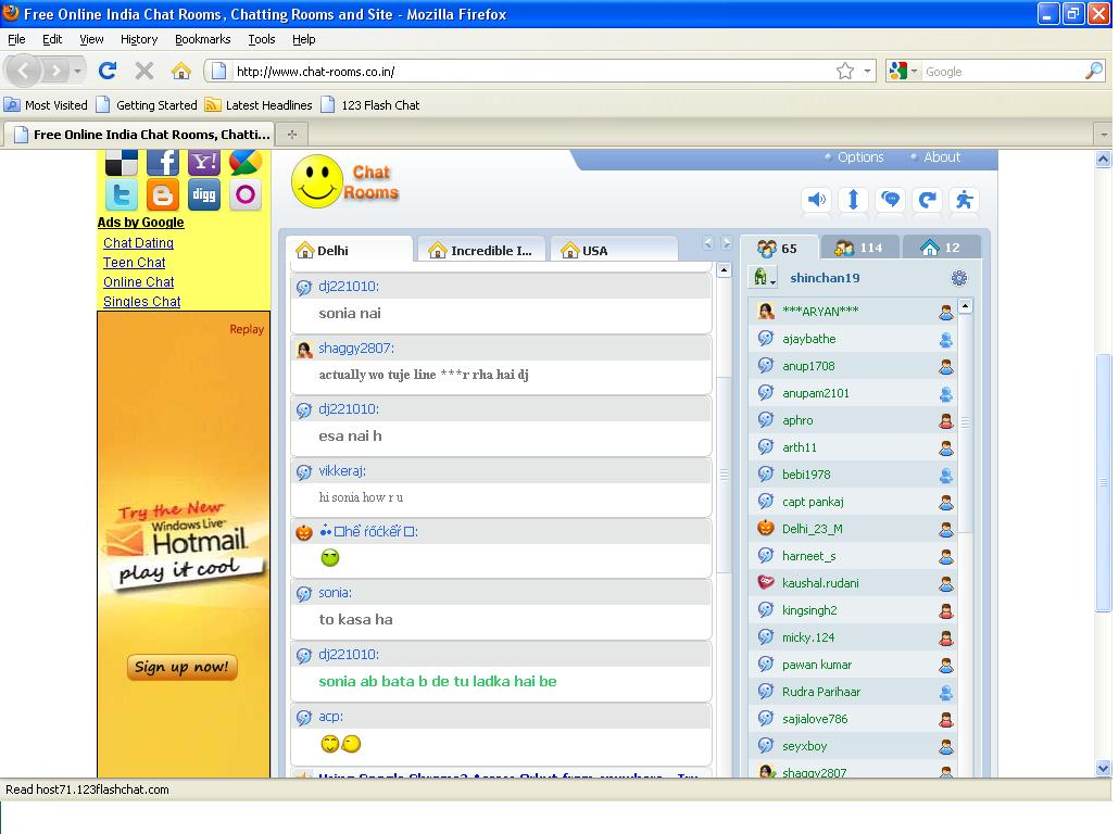 The best chat room