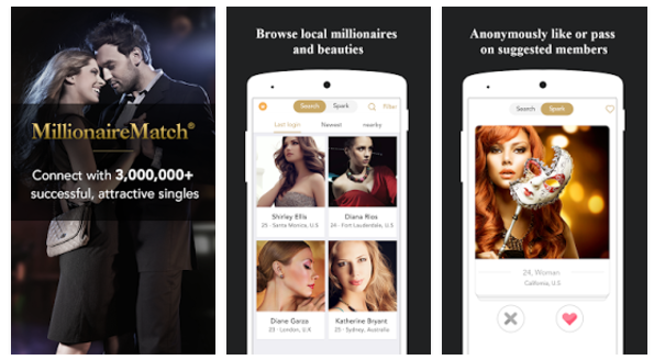 Browse match anonymously