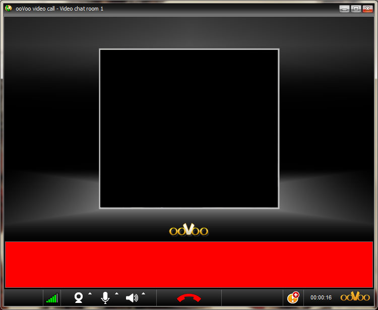 Oovoo no sound