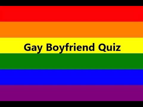 Is my boyfriend bisexual quiz