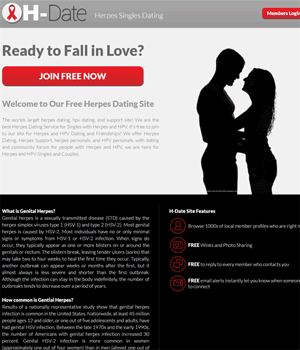 Hpv dating sites free
