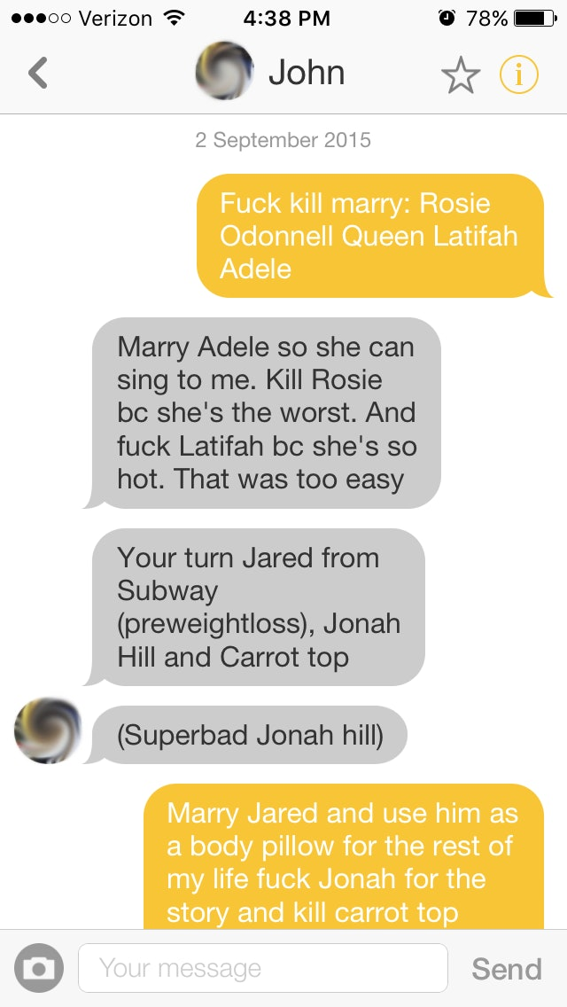 Good conversation starters on bumble
