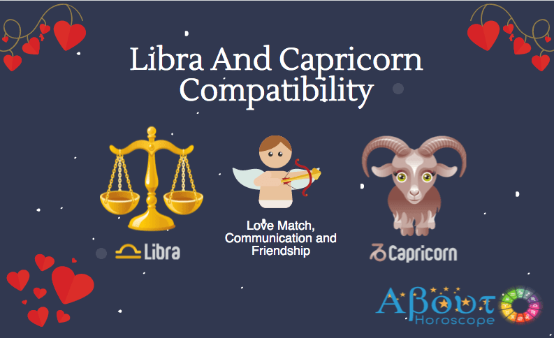 Compatibility of libra and capricorn