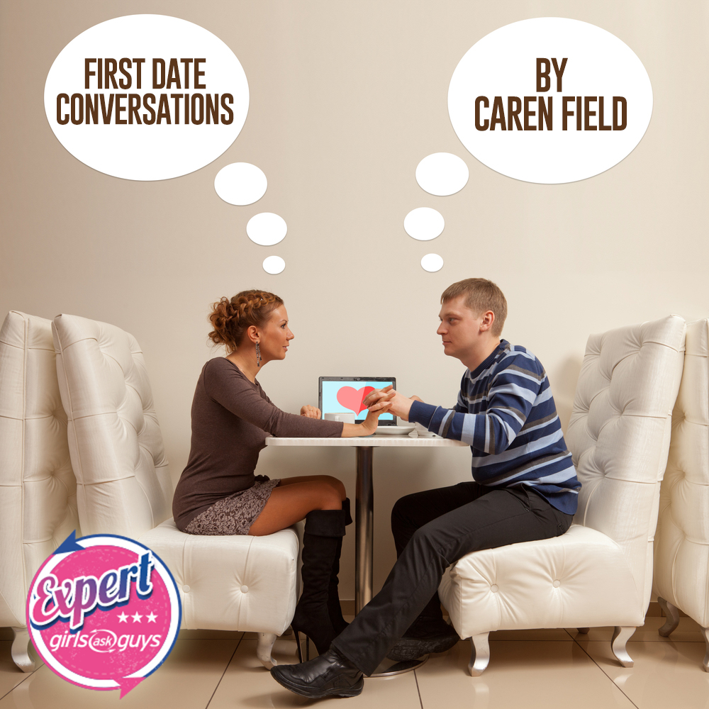 First date jitters