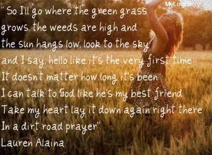 Cute country song
