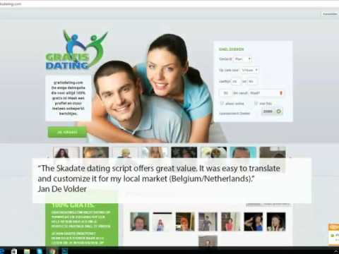 Skadate dating software