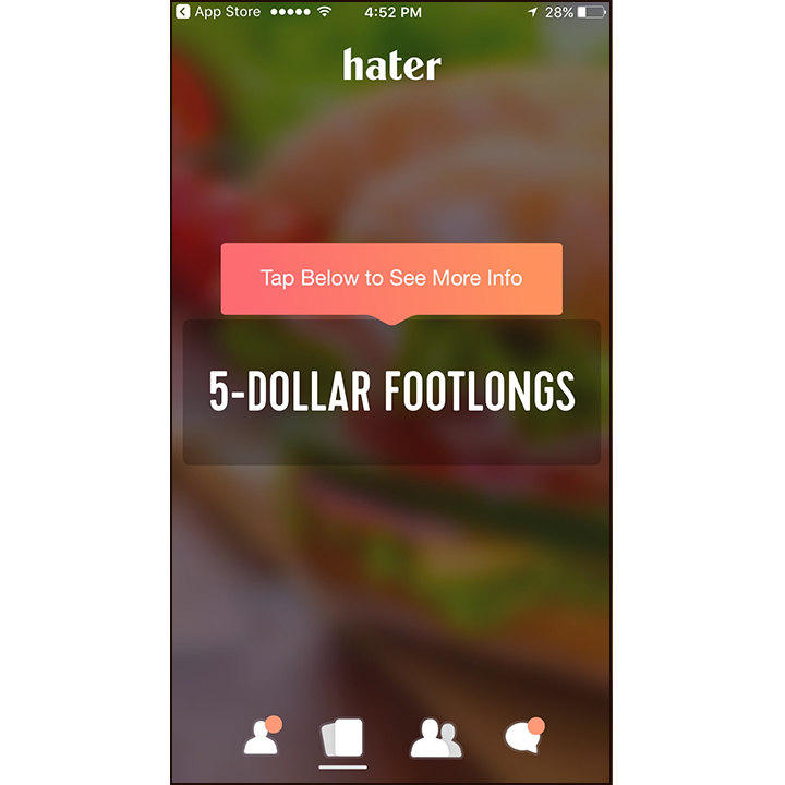 Hater app review