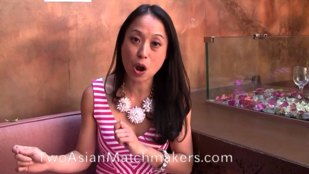 Asian western matchmaker