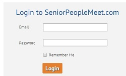 Seniorpeoplemeet.com log in