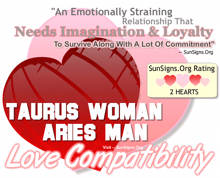 What horoscopes are compatible with taurus