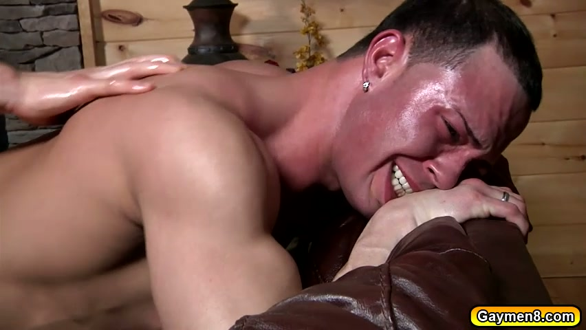 1st gay anal