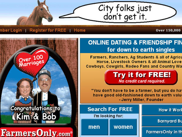 Farmers and ranchers dating