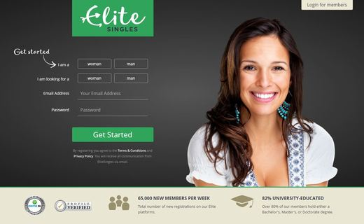 Elite dating website reviews