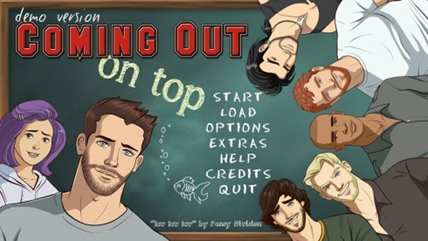Gay dating simulation games