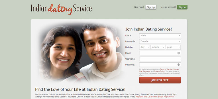 Indian dating sites review